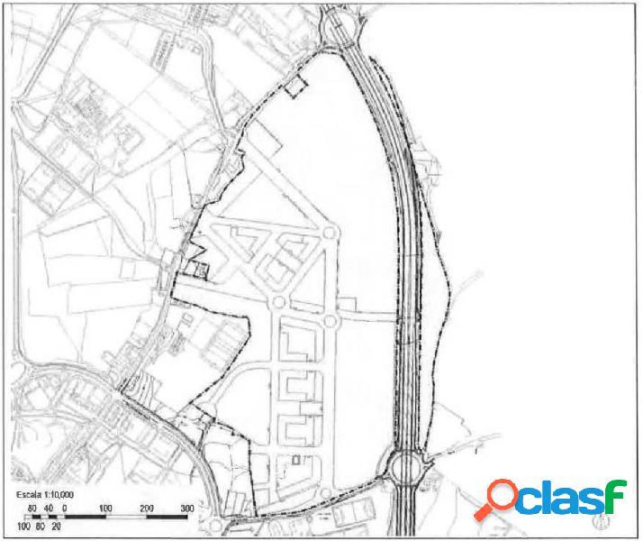 "Terreno urbanizable de 259 metros en sector ""la serna-la granja""."