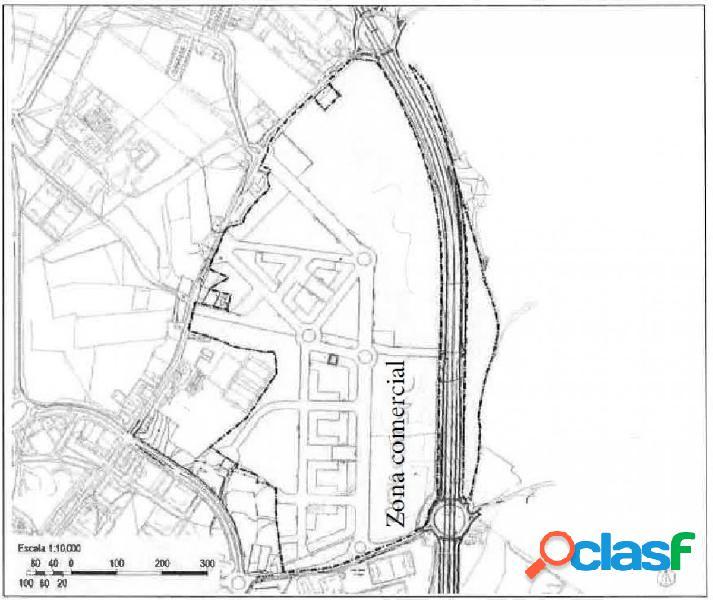 "Terreno urbanizable de 327 metros en sector ""la serna-la granja""."