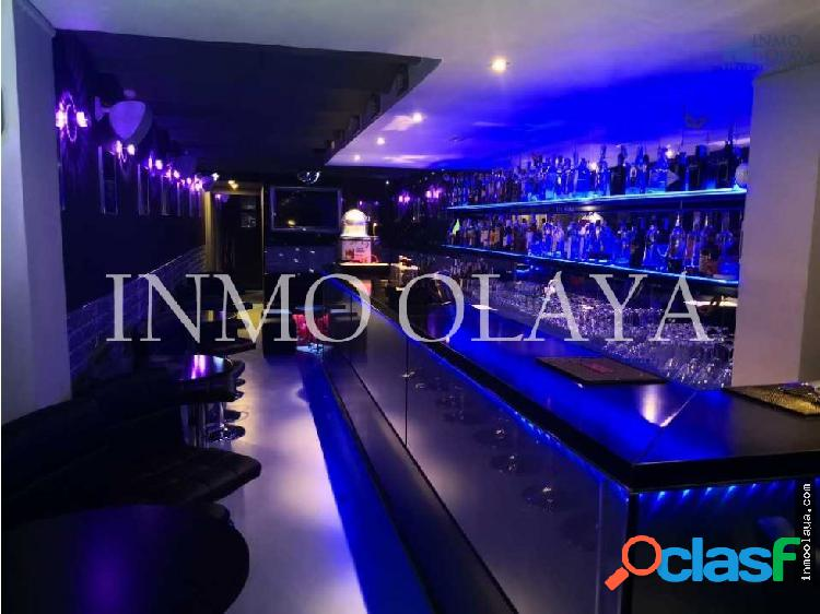 Traspaso bar musical en galvany
