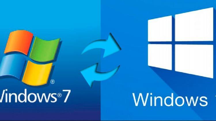 Actualización de sistema operativo