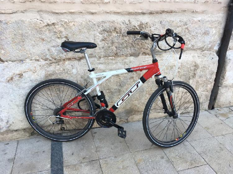Bici mountain bike gt agressor
