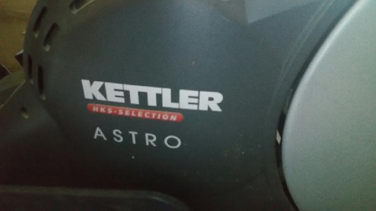 Bicicleta elíptica kettler