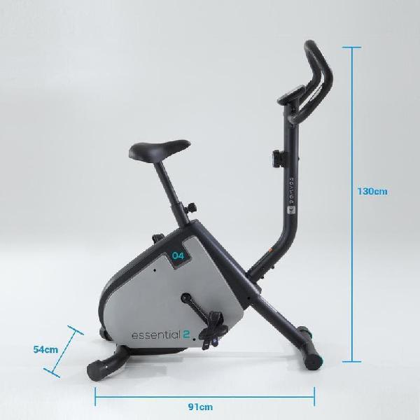 Bicicleta estatica essential 2 decathlon