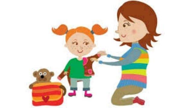 Canguro para niños