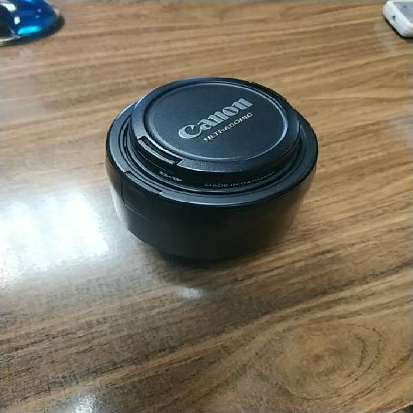 Canon ef 85 1.8 + filtros