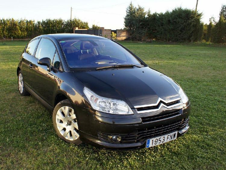 Citroën c4 coupé vtr plus 1.6 hdi 92 2007