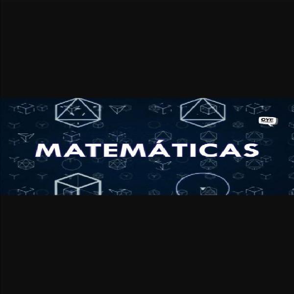 Clases Particulares Matemáticas ESO y Primaria