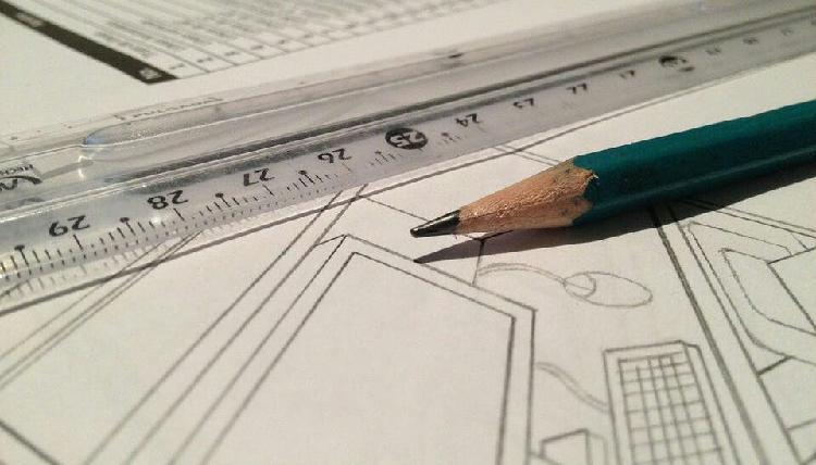 Clases de dibujo técnico de bachillerato y ebau