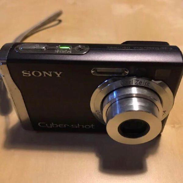 Cámara de fotos digital sony