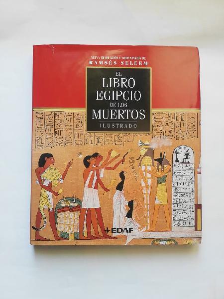Egipto libro de los muertos