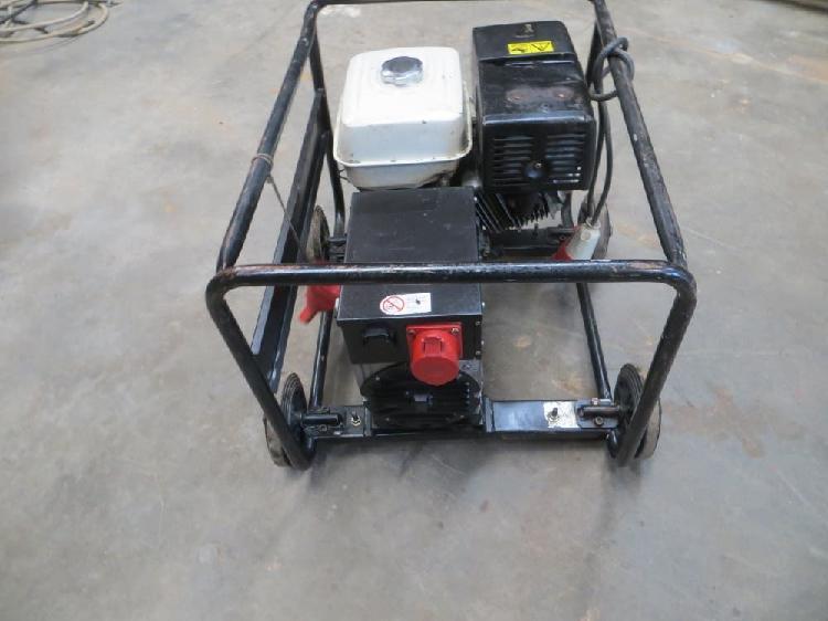 Generador electrico honda ect 6500