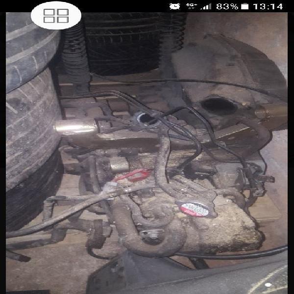 Honda forza 250 c.c despiece del motor ...llamar..