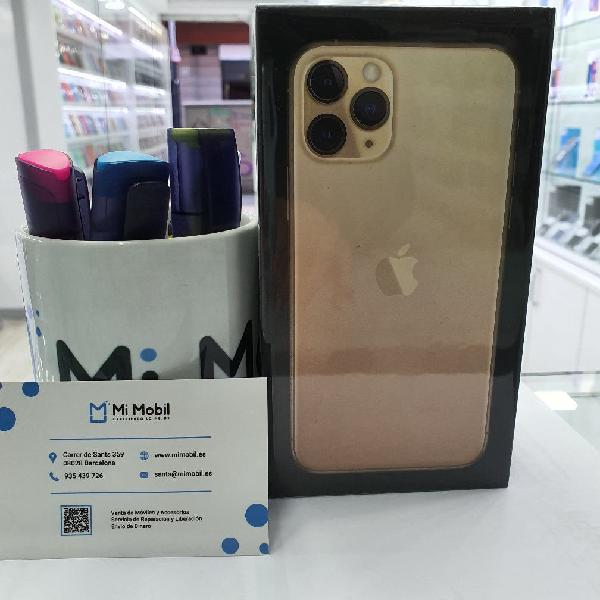 Iphone 11 pro 64gb gold dorado nuevo precintado