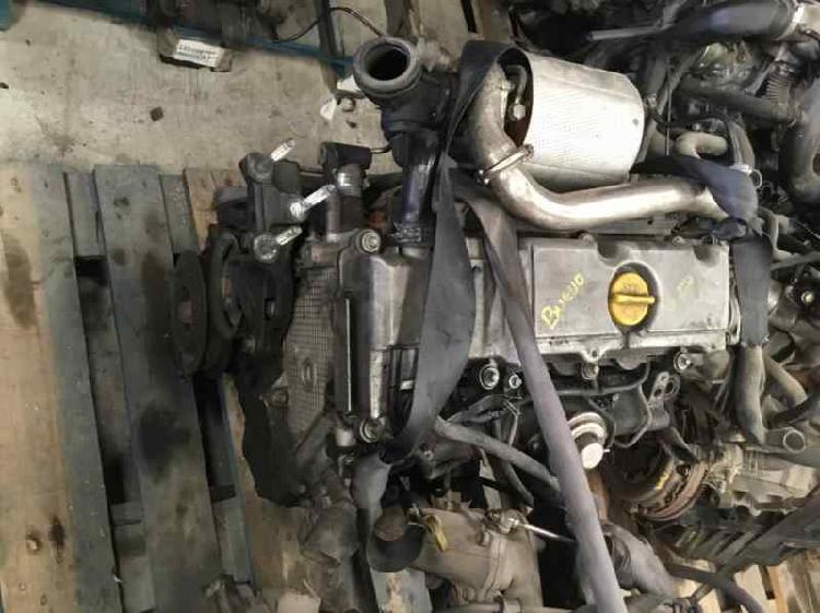 Motor completo opel astra g berlina 2.0 16v di