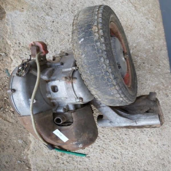 Motor vespa 150 s