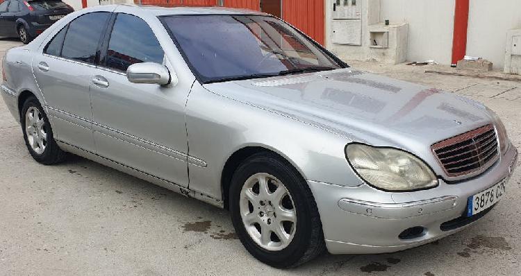 Mercedes-benz clase s 2004