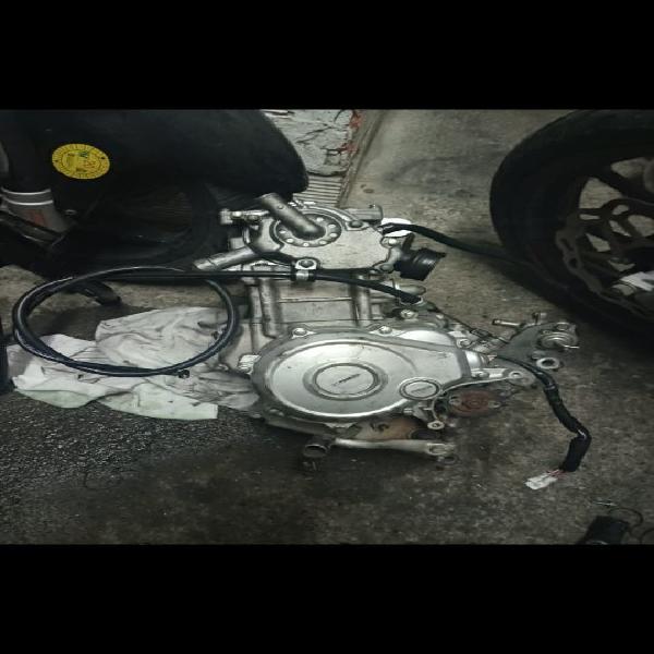 Motor rieju mrt 125 pro