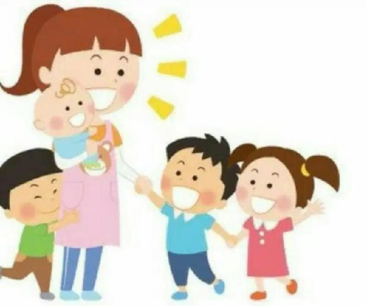 Niñera y cuidado de personas mayores
