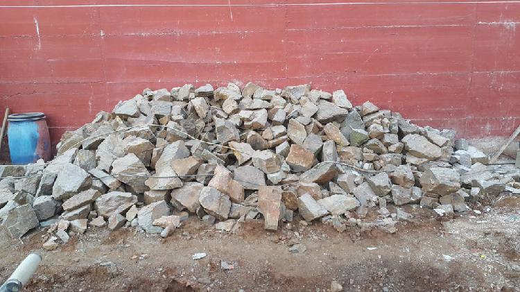 Piedra natural cantera gris-oxidada
