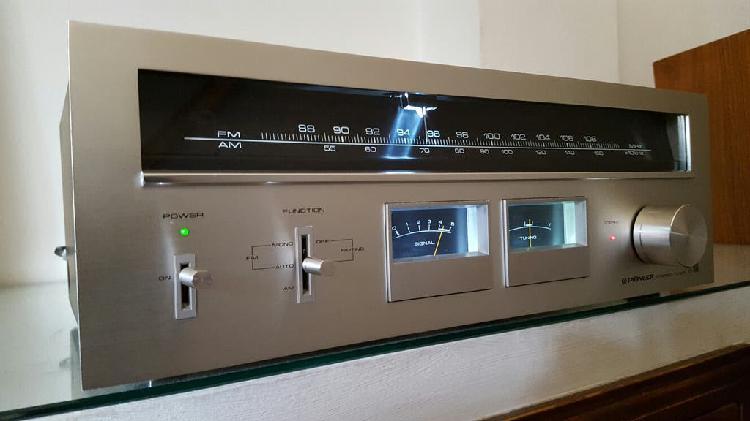 Pioneer tx-606 sintonizador tuner vintage