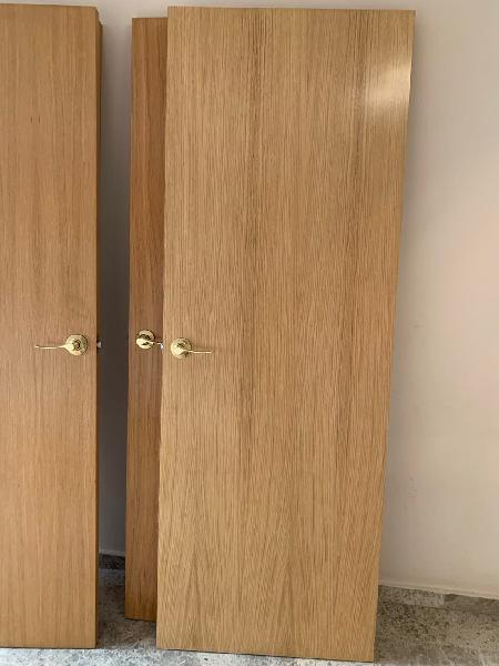 Puertas roble