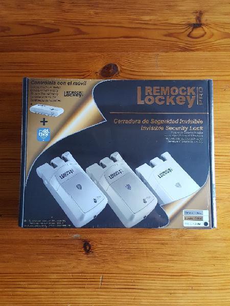 Remock lockey pro cerradura de seguridad ¡¡nuevo!!