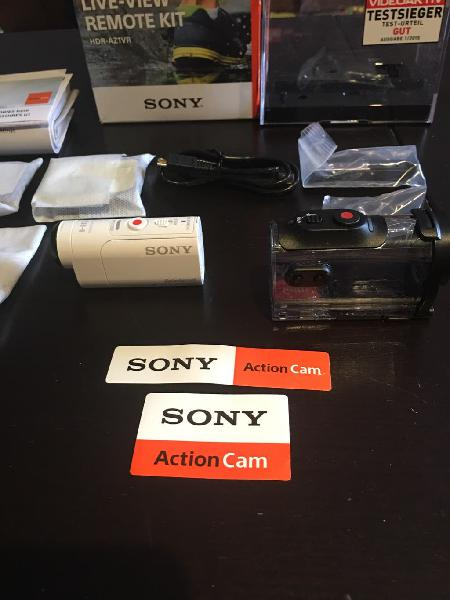 Sony action cam mini hdr az1
