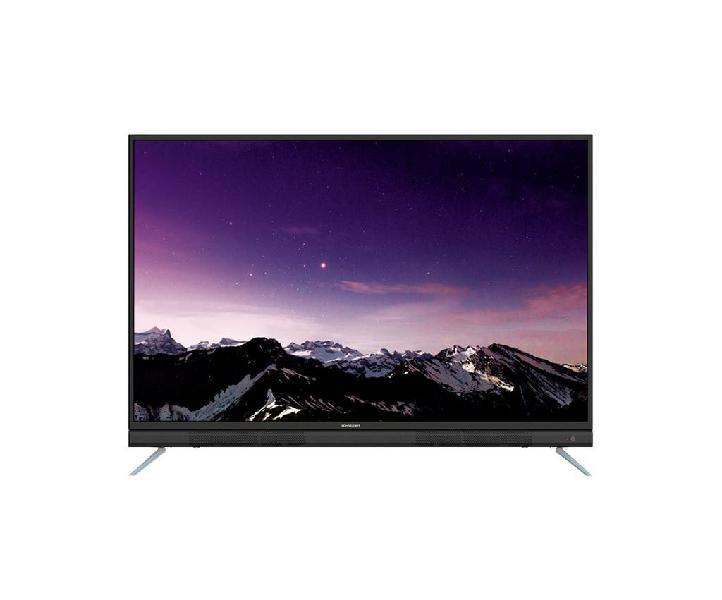 Televisión led 49 / smart tv uhd con barra sonido