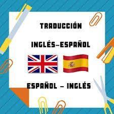 Traducciones inglés