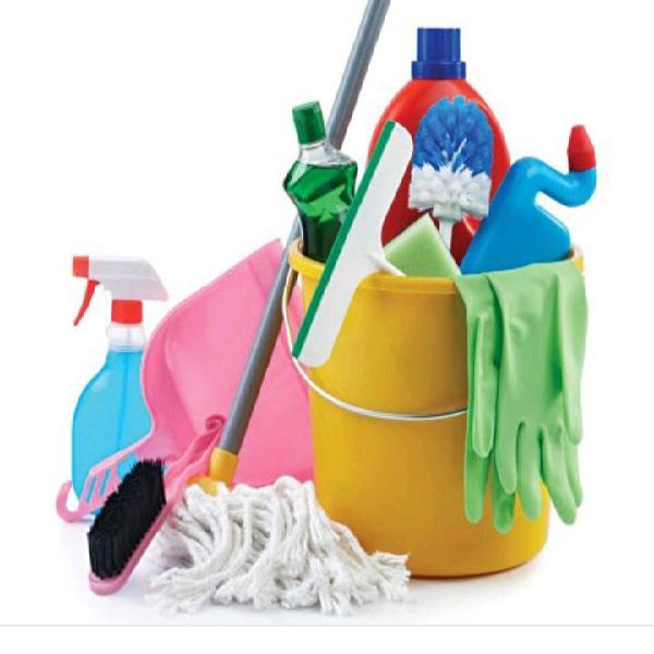 Chica responsable para tareas del hogar