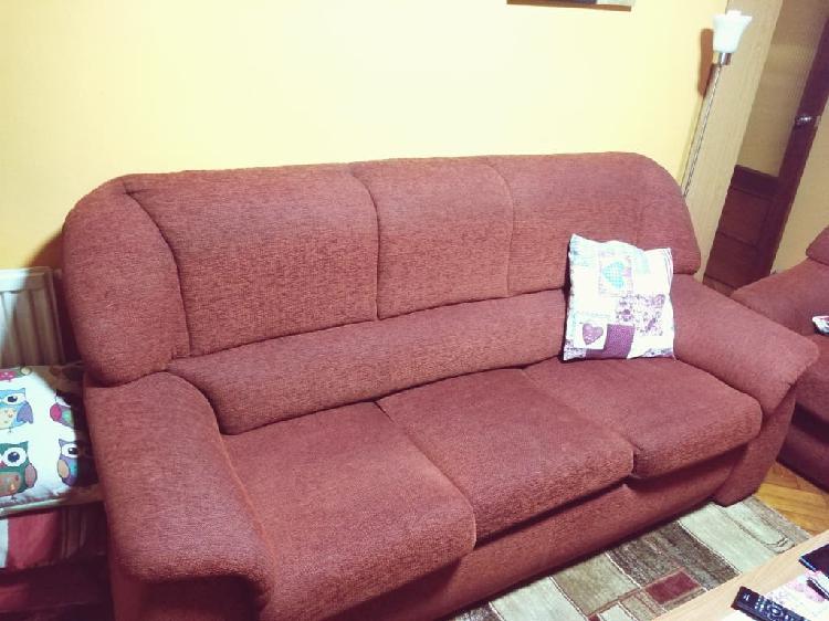 Conjunto de sofás usados en buen estado