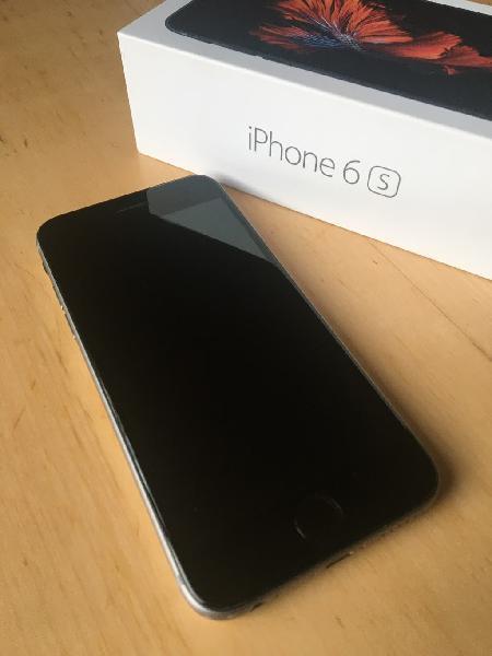 Iphone 6s 16gb gris