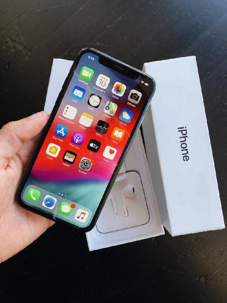 Iphone x 64 gb black libre
