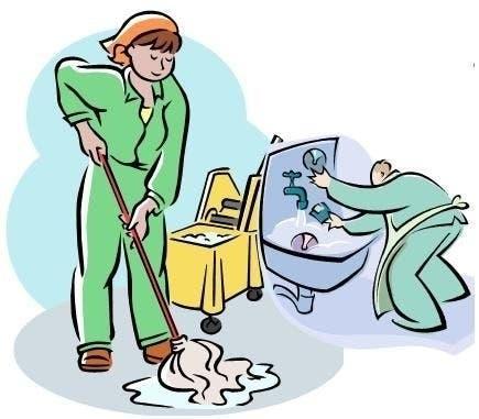 Limpieza y/o plancha