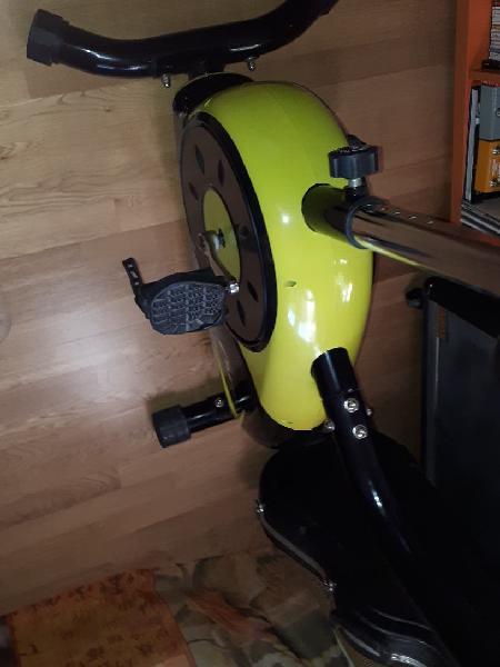 Regalo bicicleta estática averiada