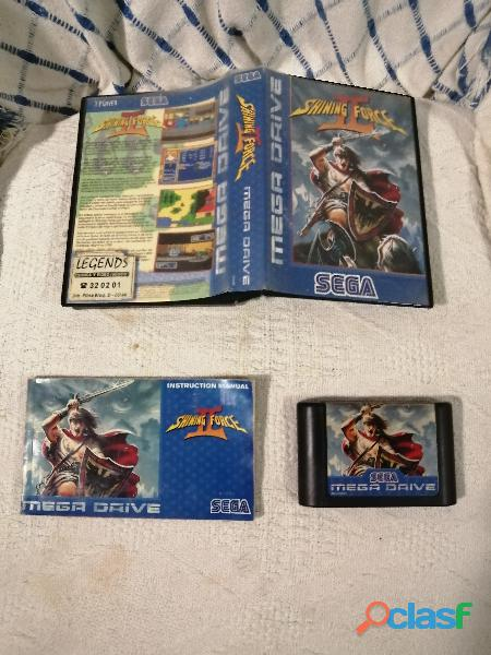 Shining force 2 megadrive