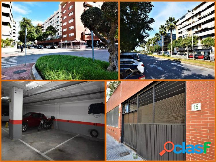 !!!parking en martin carpena!!! precio negociable
