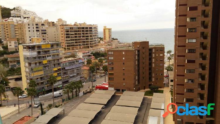 Apartamento cala finestrat. 2dorms, 1baño, cocina y galería, salón. a pocos metros de la playa