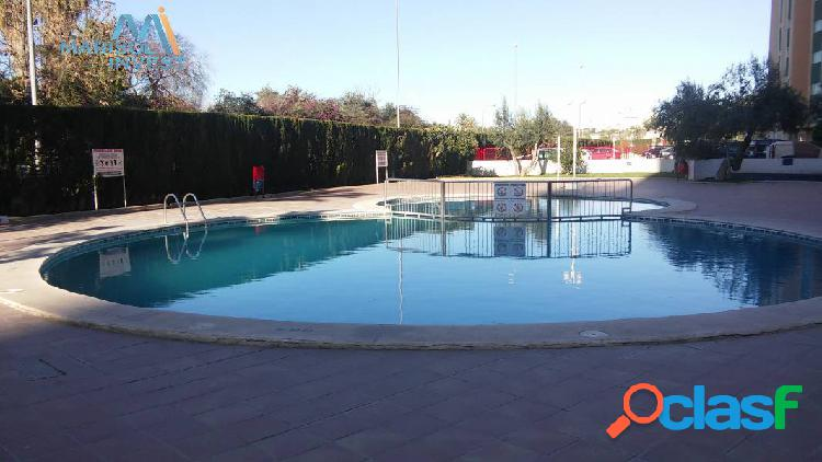 Apartamento rincón de loix. 1dorm, 1baño, salón amplio con terraza. piscina comunitaria