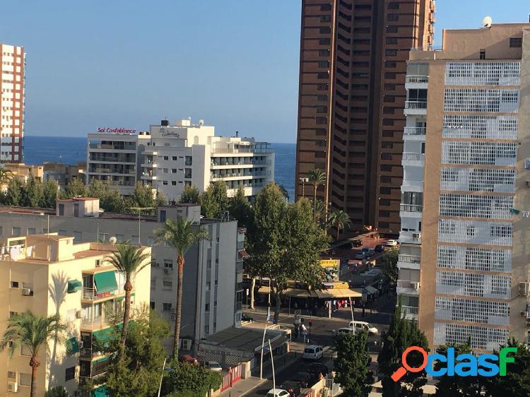 1 bedroom apartment very close to playa de levante