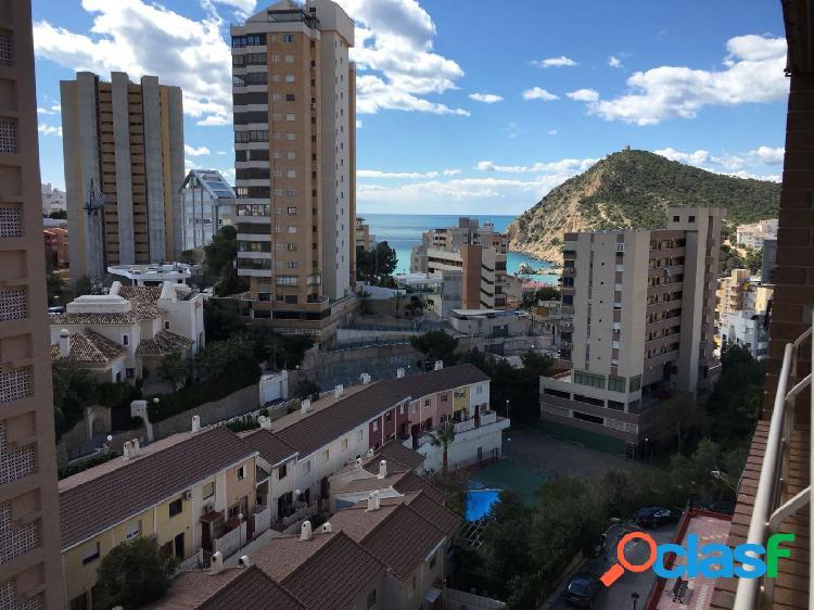 3 bedroom apartment + 2 bathrooms + parking + storeroom + swimming pool with sea views