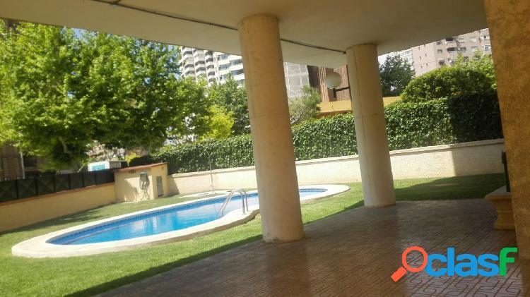 Apartamento 1 dormitorio cerca avenida europa con plaza de aparcamiento y piscina