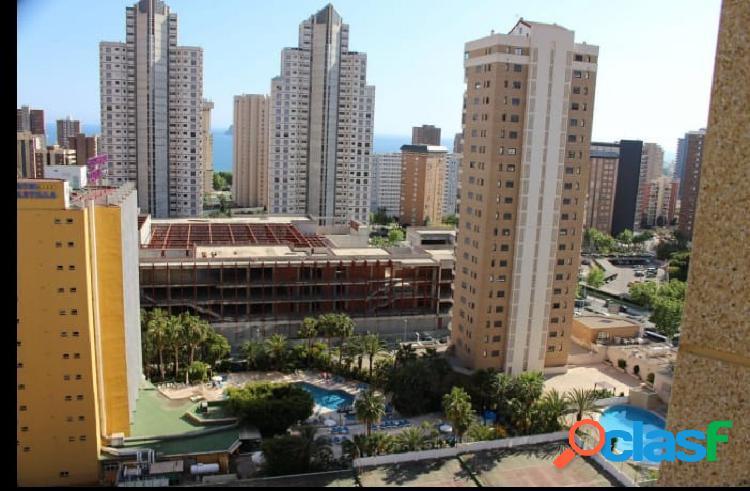 2 dormitorios en planta alta al lado de la avda europa con parking y piscina