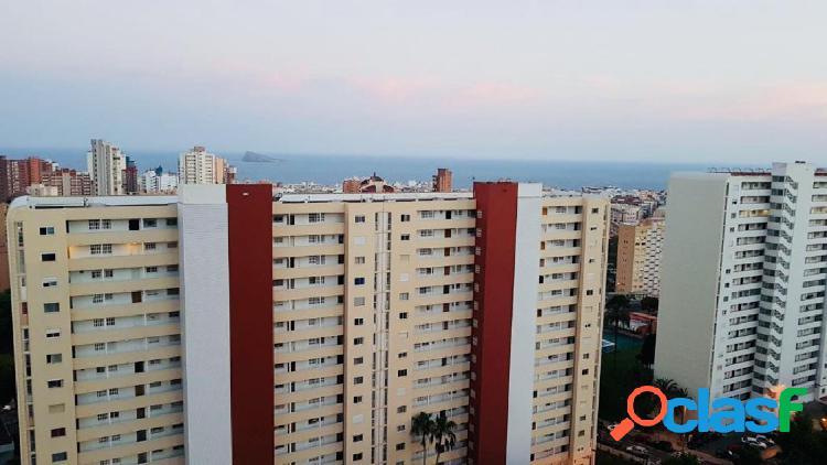Apartamento con vista panorámica al mar, zona juzgados