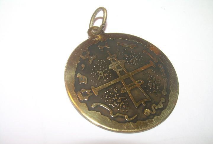 Antiguo amuleto o talisman... propiedades curativas.