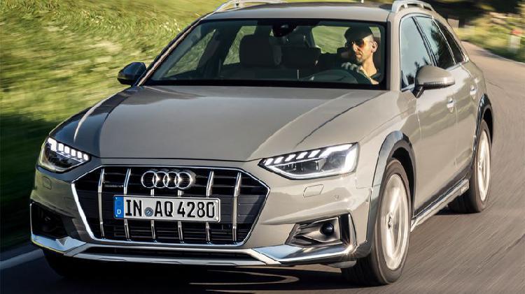 Audi a4 allroad 3.0tdi s-tronic
