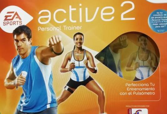 Active 2 wii