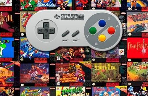 Adquiero videojuegos antiguos