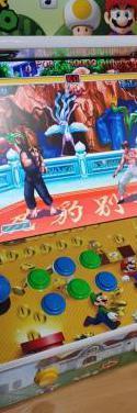 Bartop recreativa arcade