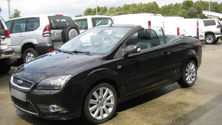 Ford focus c.c. 2.0tdci titanium